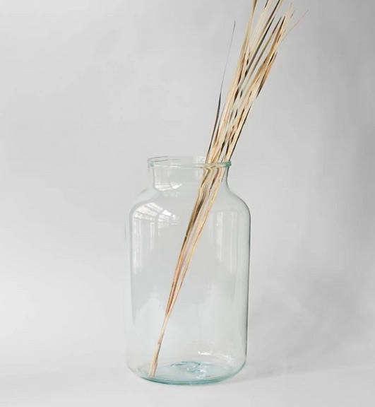 recycled european glass vase bloomist