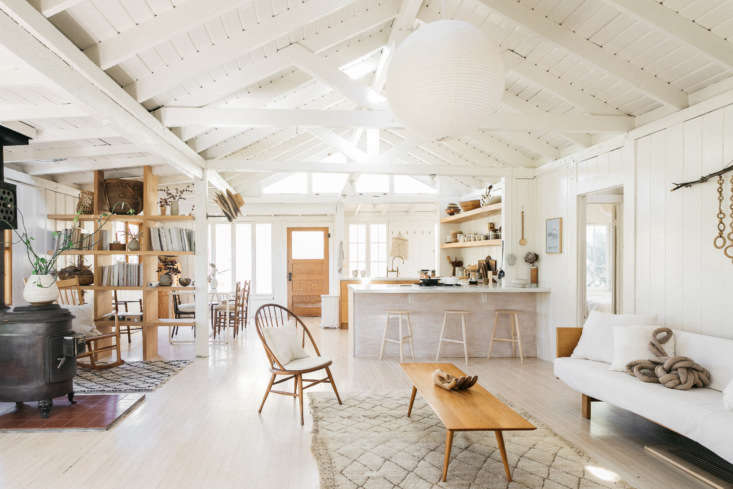 Artist/designers Mason St. Peter and Serena Mitnik-Miller, the couple behind General Store in LA and SF and the authors of Abode: Thoughtful Living with Less, are selling their Topanga Canyon house; they&#8