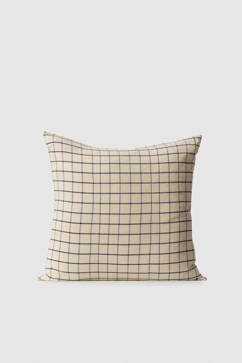 tensira grid throw pillow sunday shop