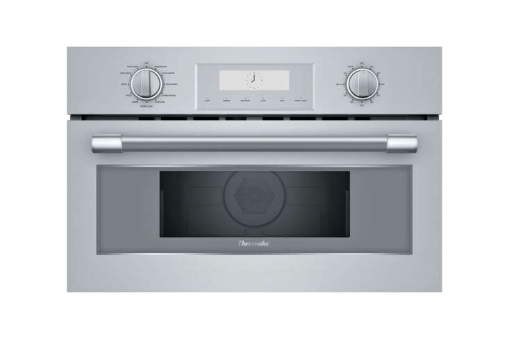 the thermador professional series 30 inch speed oven (mc30wp) with \10 power le 10