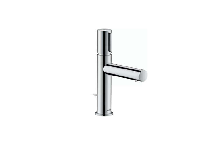 the axor uno single hole bathroom faucet in chrome and brushed nickel starts at 11