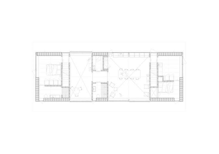 the ground floor layout. 18
