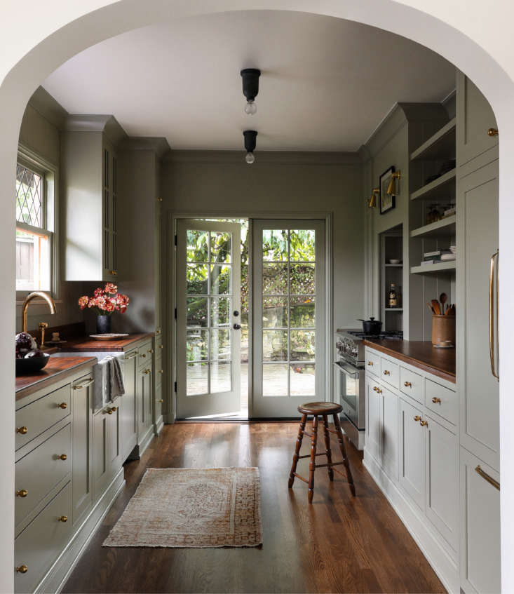 the custom galley kitchen references designs by leading uk design firms devol a 16