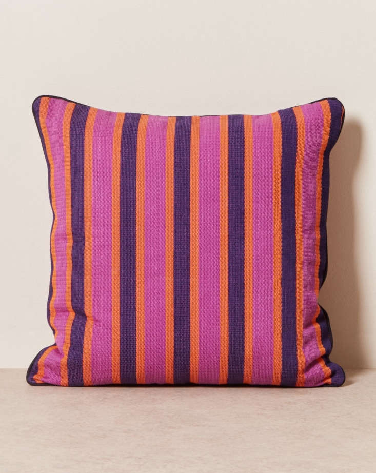 goodee limited edition pillow in magenta 11