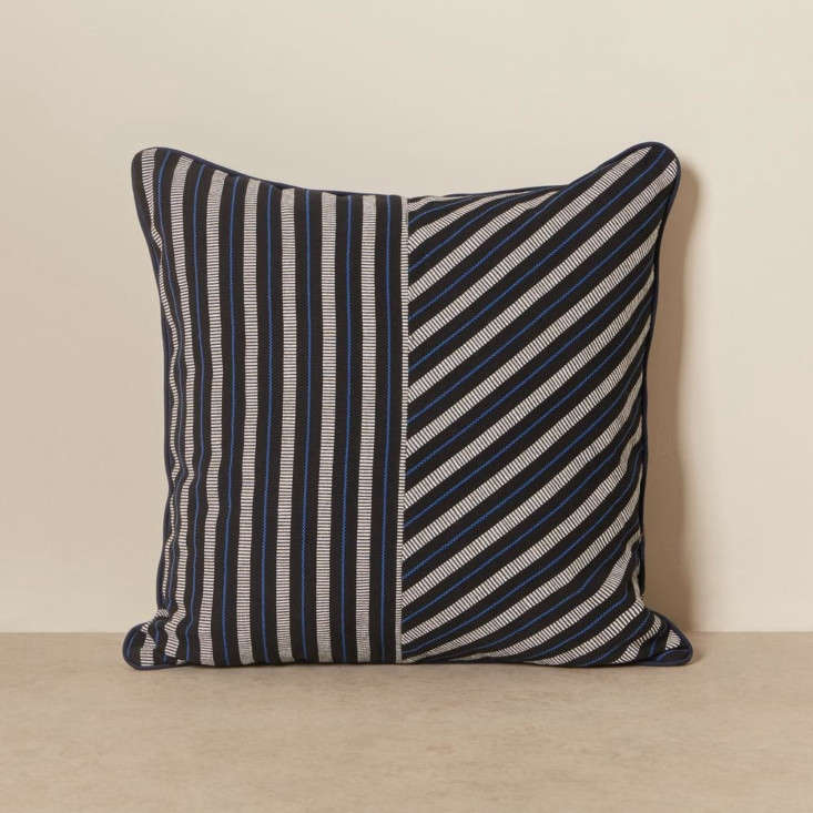 goodee limited edition pillow black and white