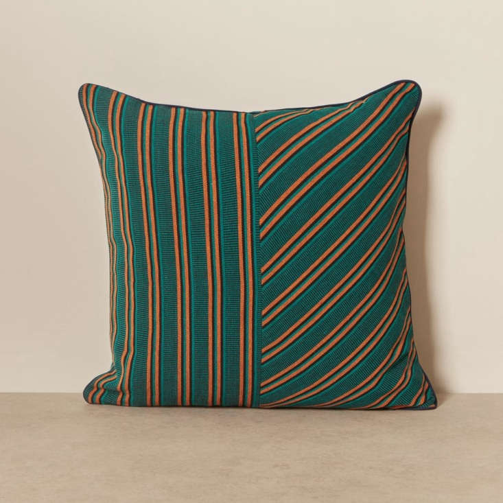 goodee limited edition pillow teal