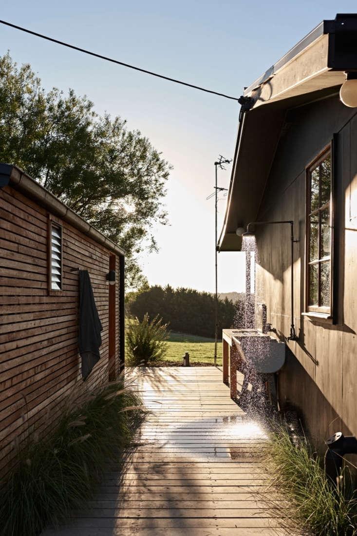 japanese bath ross farm cabin south gippsland australia 8b