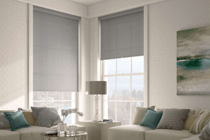 levolor offers a range of light filtering shades including their solar shades s 14