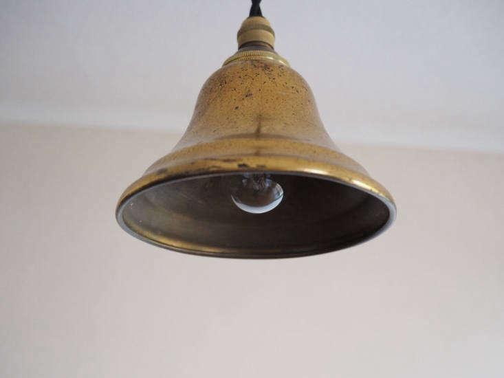 makie brass pendant
