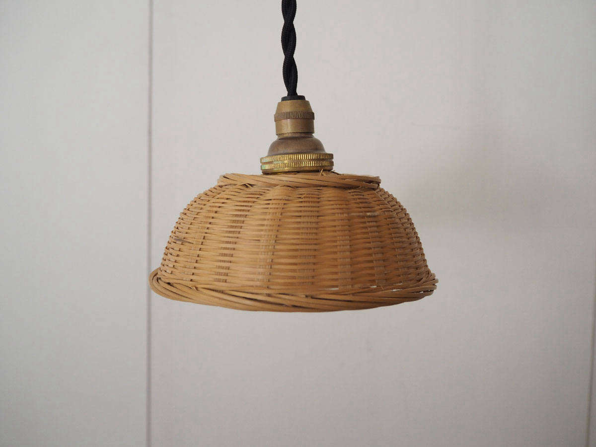 The Basket Lamp is $