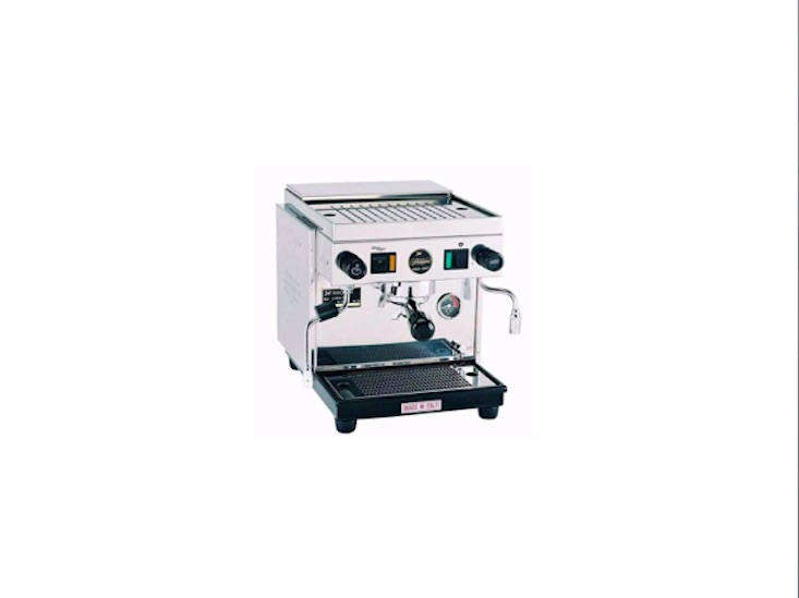 Our espresso machine is currently out of stock, but you can buy a refurbished Pasquini Livia 90 MN Espresso Machine for $899.