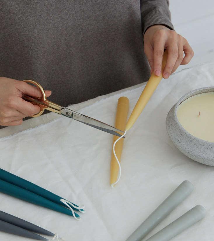 primary essentials candle care