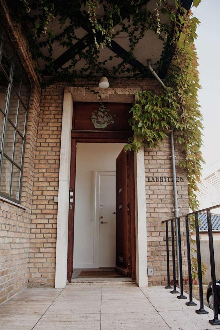 The villa is located in Østerbro in Copenhagen. Just outside Susanne&#8