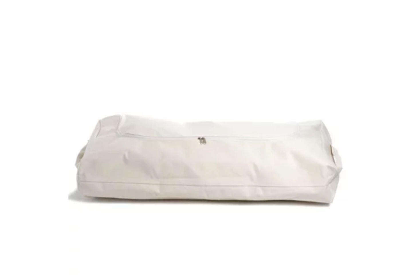 The simple Canvas Under Bed Storage Bag from The Laundress can be monogramed, or not; $60 each.