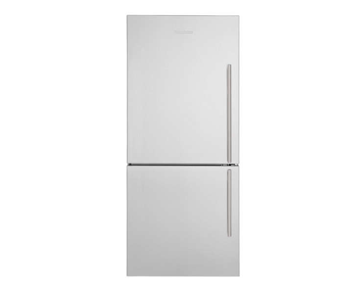 Their 30-Inch Counter Depth Bottom-Freezer Refrigerator by Blomberg is $src=