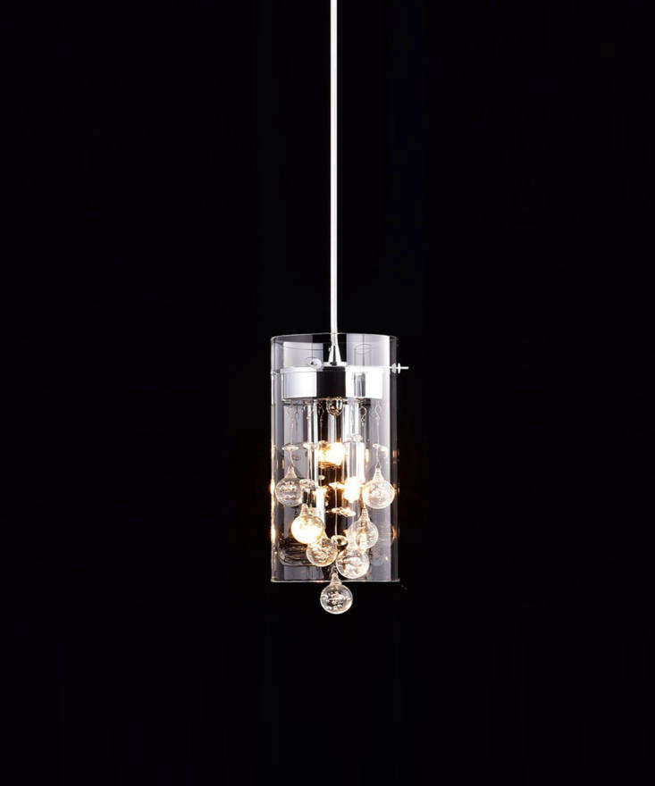 Claxy Modern Crystal Pendant Light