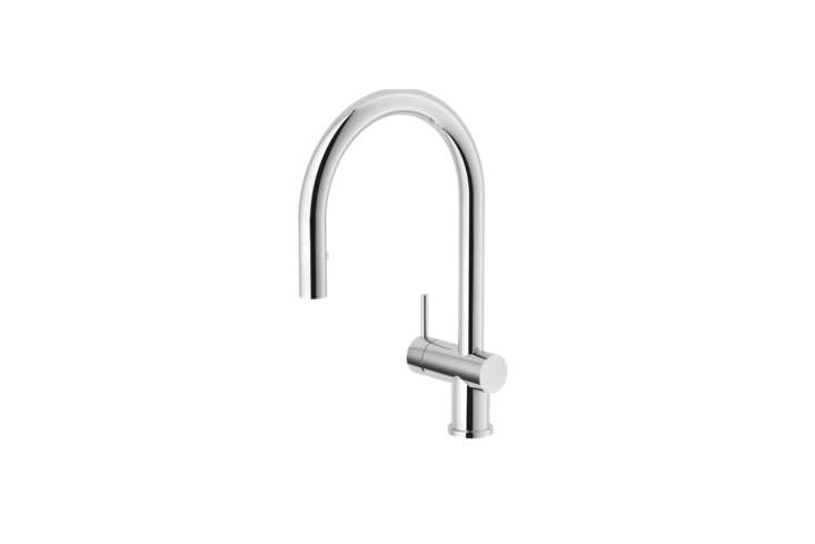 The Franke (FF3980) Active-Neo Pull Out Spray Kitchen Faucet is $448.05 at Amazon.