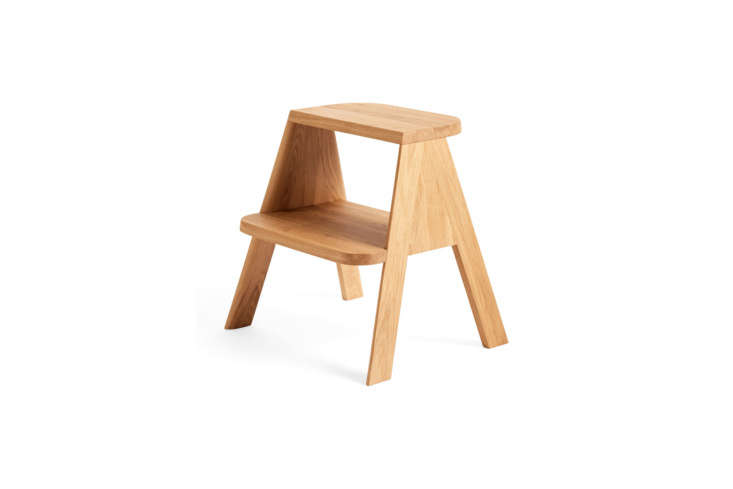 The HAY Solid Oak Butler Step Stool is $395 at MoMA Design Store.