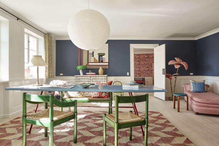 &#8\2\20;the muller van severen long table is the key in this room,&#8\ 10