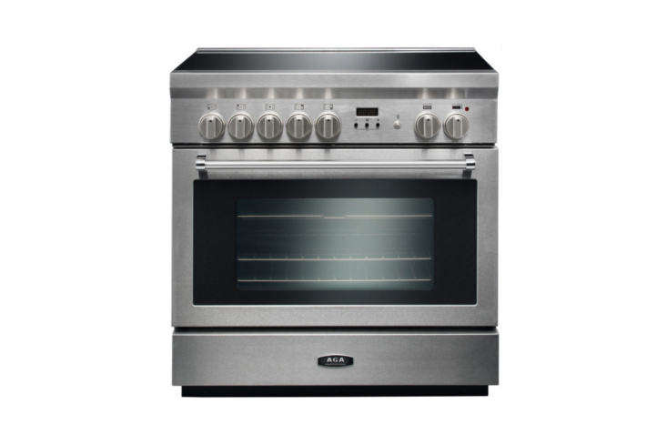 the aga professional series (ampro36inss) 36 inch induction range is \$5,549 at 18