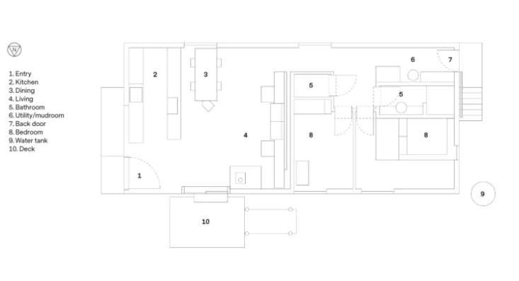 architect ben daly shearing shed floor plan. 28