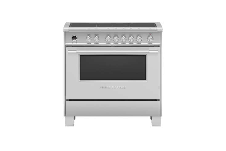 the fisher & paykel series 9 classic 36 inch induction range (or36sci6x\1)  16
