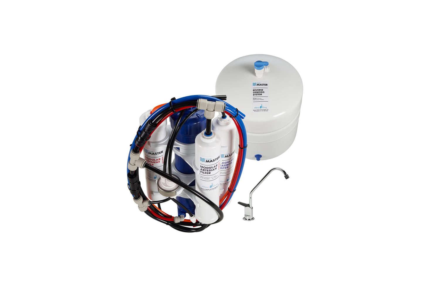 Home Master TMAFC Artesian Undersink Water Filter