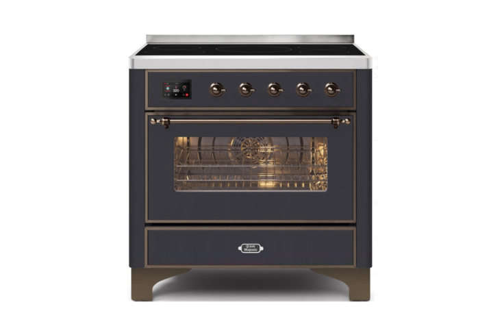 the ilve magestic ii collection 36 inch electric induction range (umi09ns3mgb)  11