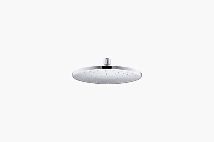 The modern style Kohler -Inch Rainhead features the company&#8