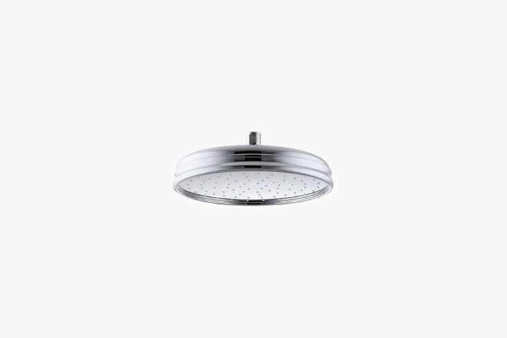 The Kohler 8-Inch Rainhead is a classic model that also features Kohler&#8