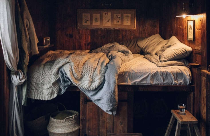 &#8\2\20;the idea of climbing up into bed appealed to us; it has a very nos 11