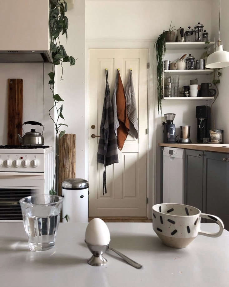 &#8\2\20;the new color in the kitchen will be a lime paint from jotun in th 10