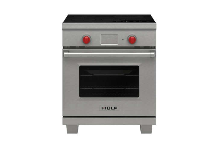 the wolf 30 inch freestanding electric induction range (ir304pesph) is availabl 17