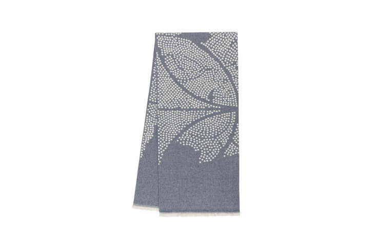 Made in Portugal, the cotton, machine-washableAtlas Throw ($0, currently on sale for $0) can be used as a throw or outdoors as a picnic blanket. It&#8