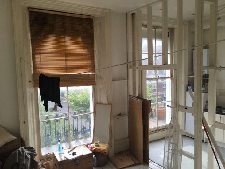 The apartment was originally &#8