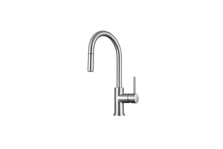 The Franke Eos Bar/Prep Faucet (FFP3350) is $4. at Build.com.