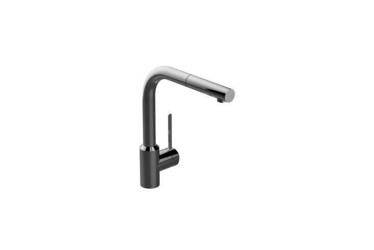 The Graff M.E.  Pull-Out Bar/Prep Faucet (G-5630-LM4loading=