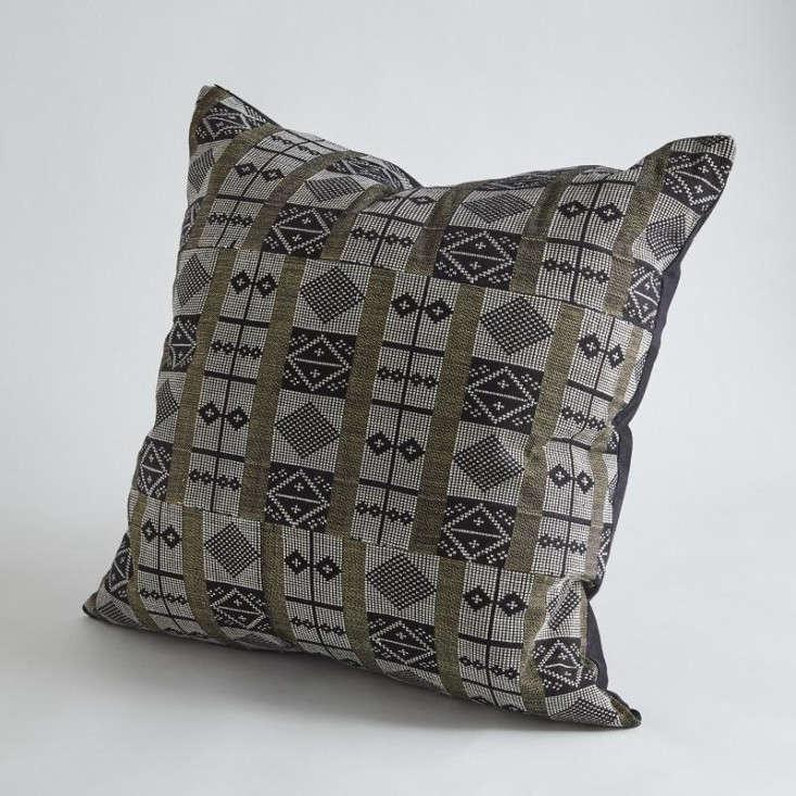 nzuri textiles bamako pillow