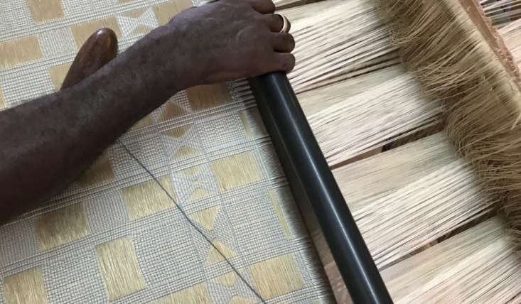 nzuri textiles weaving