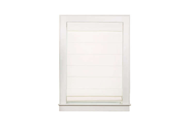 The Top Down Bottom Up Room Darkening Roman Shade starts at $4 from Joss and Main.