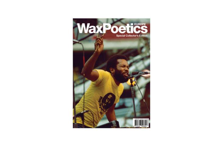 Wax Poetics is one of my favorite magazines—it&#8