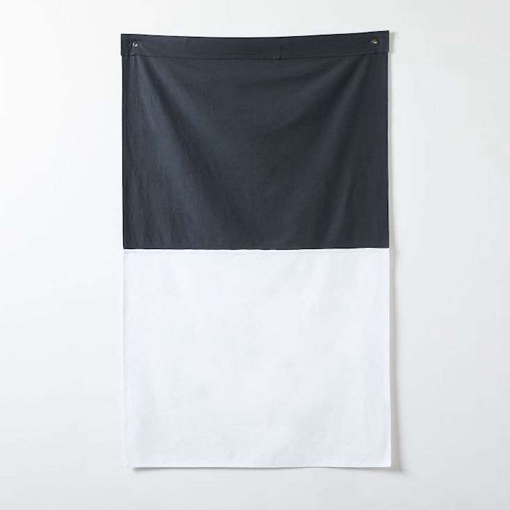 The handmade Code K Flag, by Austin, TX-based Wild Standard, is $loading=
