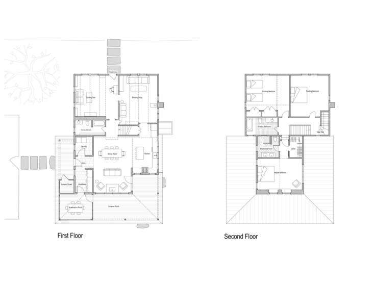 porter&#8\2\17;s remodel gained the family \1,\200 square feet in indoor li 26