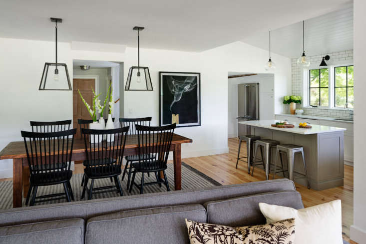 the new setup is designed for open space living—the interior addition is \1,\ 15