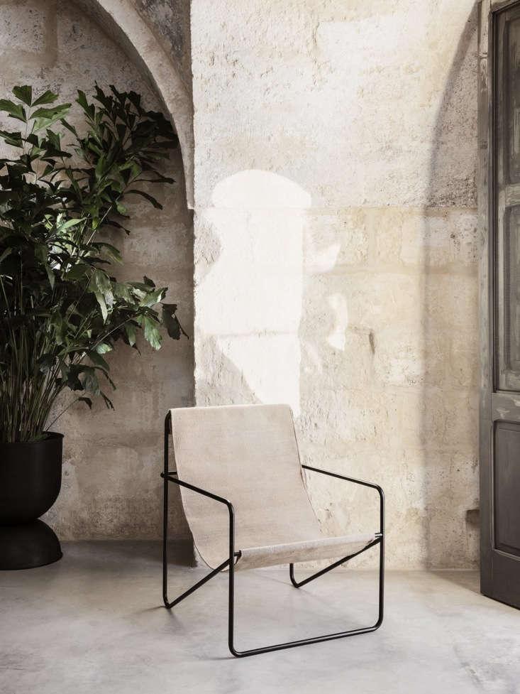 ferm living desert lounge chair 4