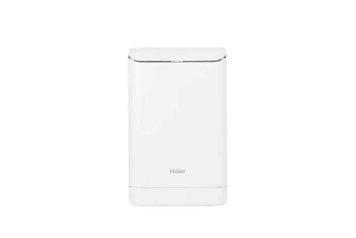 the haier \1\2,000 portable air conditioner with remote and wifi control is \$4 13