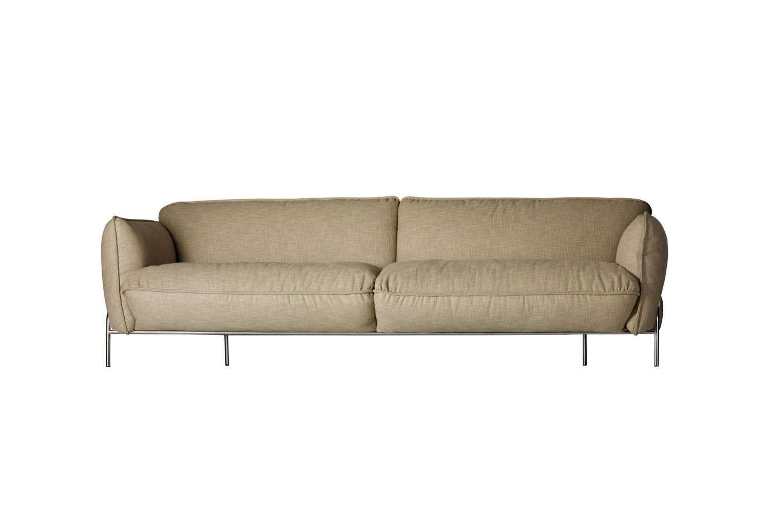 Another design from Claesson Koivisto Rune is the Continental Sofa for Swedese; $4,70