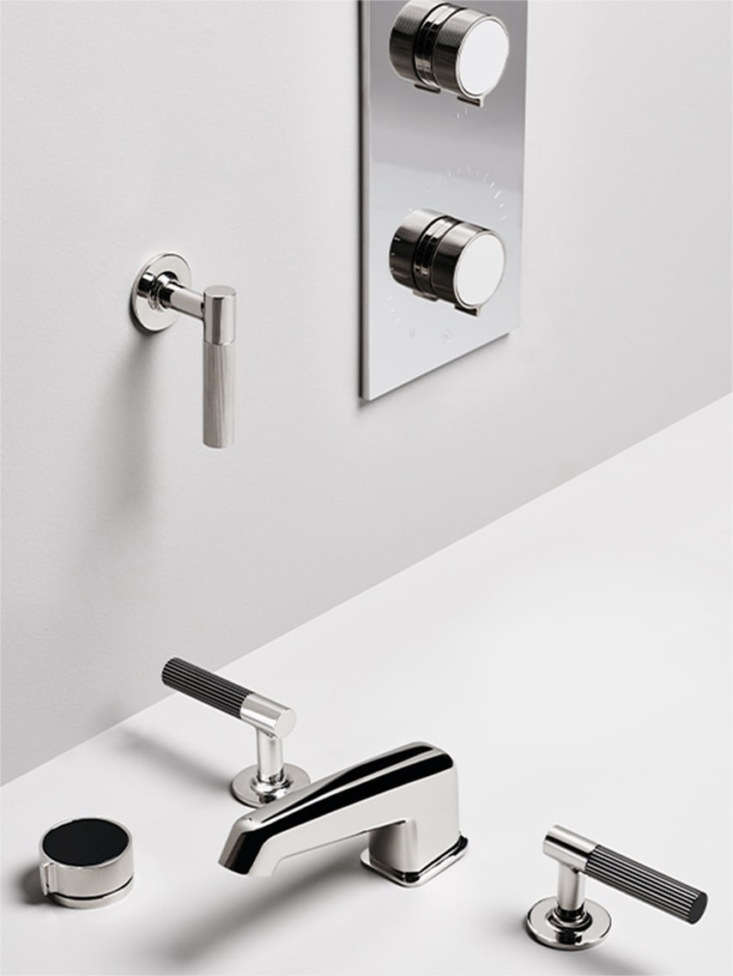 A modern classic: Gachot Studios Bond Collection for Waterworks.