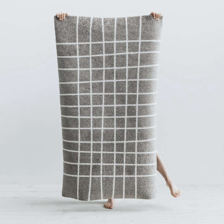 the hand travertine mat comes in six sizes priced from \$\150 to \$500. 12
