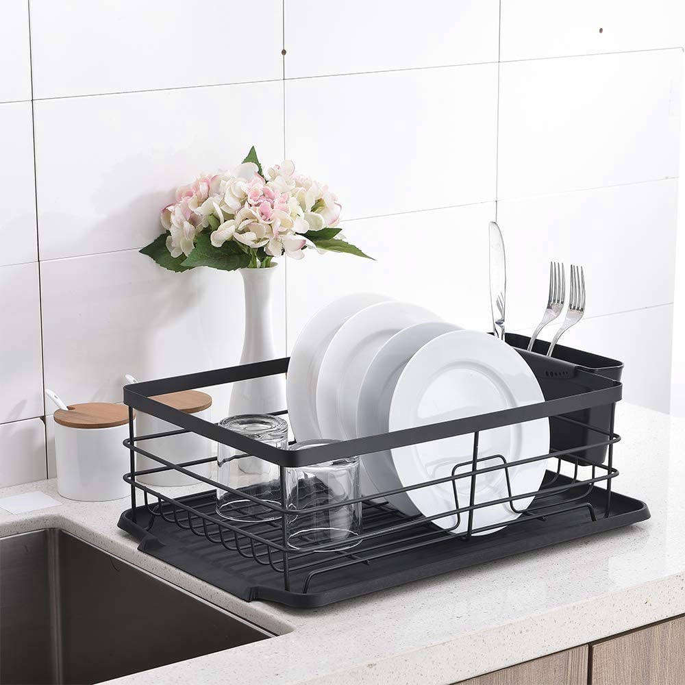 The Popity Home Dish Drainer is $.99 from Amazon.